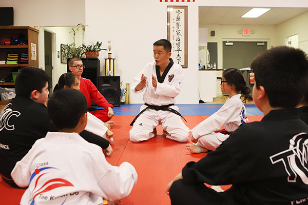 master kim teaching group